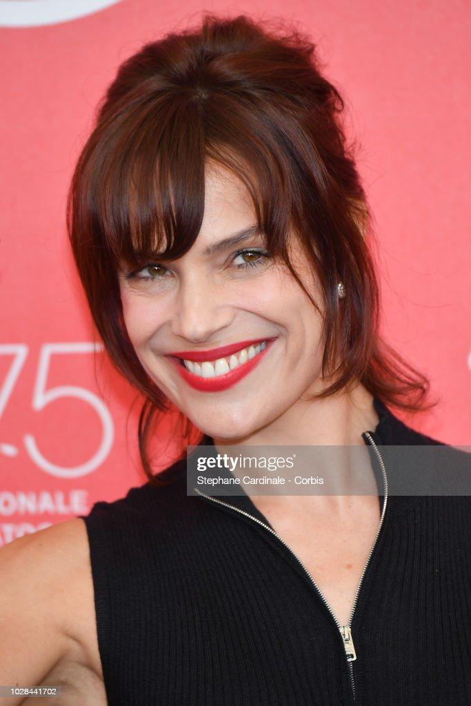 """ITA: """"Una Storia Senza Nome"""" Photocall - 75th Venice Film Festival"""