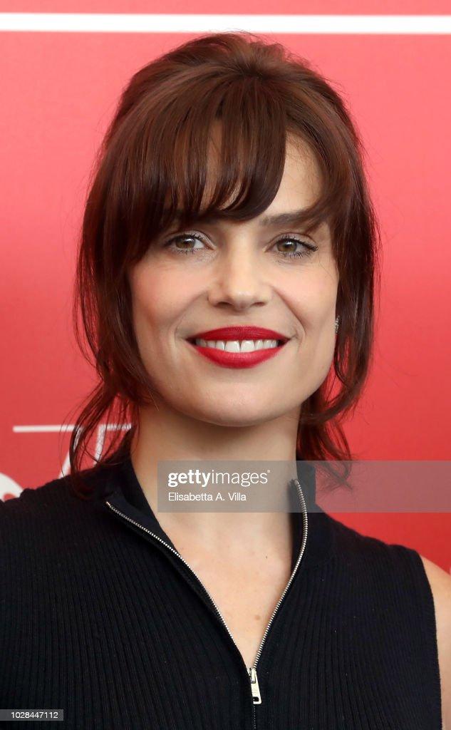 """""""Una Storia Senza Nome"""" Photocall - 75th Venice Film Festival : News Photo"""