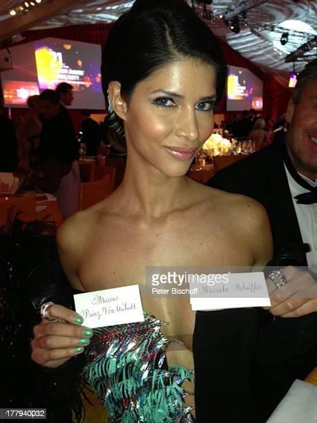 """Micaela Schäfer bei 21. """"Aids-Hilfe-Party"""" , Los Angeles, Kalifornien, USA, Amerika, Hollywood, Model, RTL-""""Dschungelcamp""""-Nackte - Platz 4,..."""