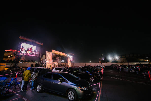 CA: Iration's Drive-In Concert At City National Grove Of Anaheim