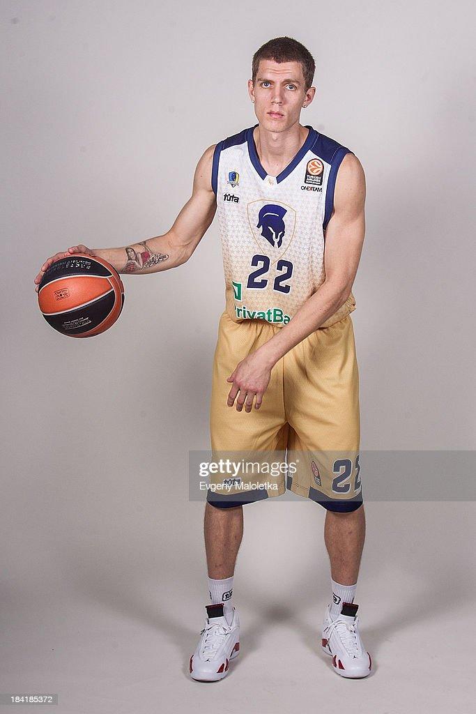 Budivelnik Kiev - 2013/14 Turkish Airlines Euroleague Basketball Media day