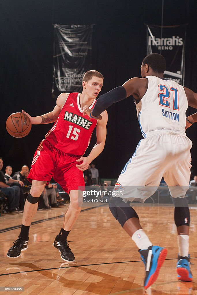 Maine Red Claws v Tulsa 66ers