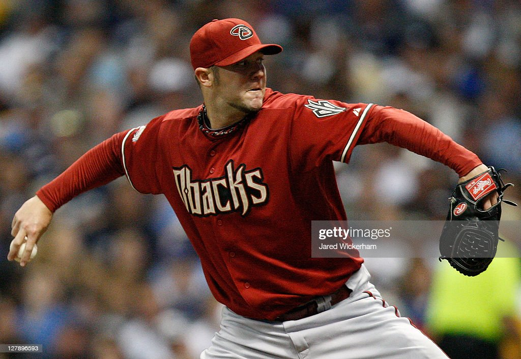Arizona Diamondbacks v Milwaukee Brewers - Game 2