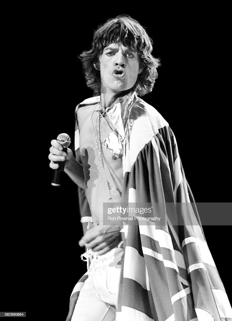 Mick Jagger 1981 : News Photo