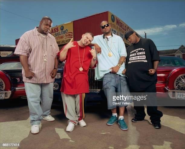 Michael '5000' Watts Paul Wall Slim Thug and Mike Jones