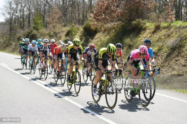 Michael Albasini of Switzerland and Team MitcheltonScott / Alex Howes of The United States and Team EF Education FirstDrapac p/b Cannondale / Jose...