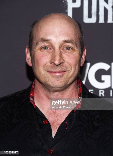 """Michael Amo arrives at WGN America's """"Pure"""" Season 2 Premiere on May 21, 2019 in West Hollywood, California."""