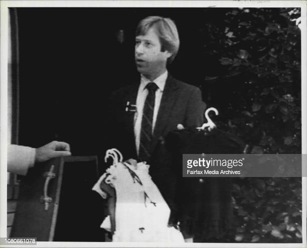 Michael amp Lindy Chamberlain General Scenes to 1986 See Separate Files For Inquest Trial Darwin Sept 82 Hearing June 86 Royal Commission of Inquiry...