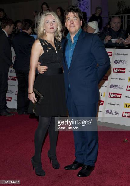 Michael And Kitty Mcintyre Arriving For The 2010 Pride Of Britain Awards At The Grosvenor House Hotel London