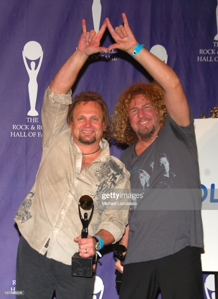 22nd Annual Rock and Roll Hall of Fame Induction Ceremony - Press Room
