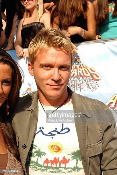 Michael Anthony Hall attends 2005 MTV Music Television Movie Awards at Shrine Auditorium on June 4 2005