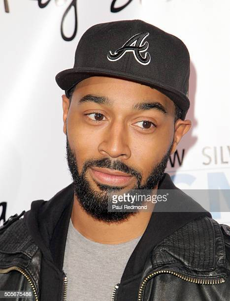 Michael Anthony 'Tone' Bell II attends Stand Up To Depression Benefiting The Matthew Silverman Memorial Foundation at The Comedy Store on January 18...