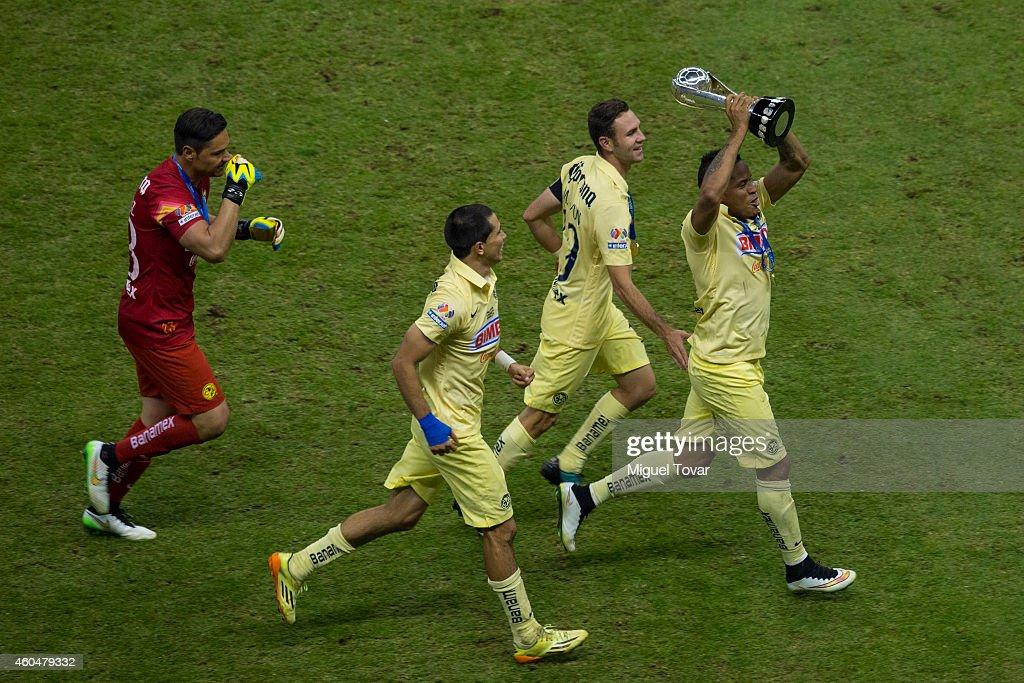 America v Tigres UANL - Final Apertura 2014 Liga MX