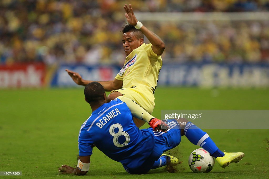 America v Montreal Impact - CONCACAF Champions League : News Photo