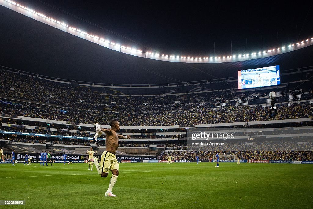 Club America vs Tigres - CONCACAF Champions League Final  : News Photo