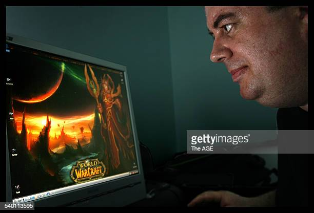 Michael Aspinall whose addiction to computer games, World of Warcraft in particular, cost him his marriage and his job, is now in therapy, 4 October...