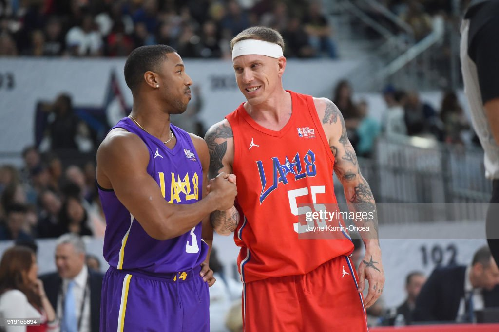 2018 NBA All-Star Game Celebrity Game