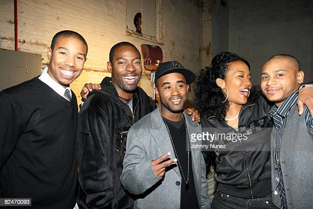 Michael B Jordan as Wallace Hassan Johnson As Roland WEEBEY Brice Anwan Glover As Slim Chalres Tray Chaney As Poot Sonja Sohn As Detective Shakima...