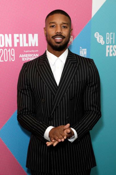 GBR: Screen Talk: Michael B Jordan - 63rd BFI London Film Festival