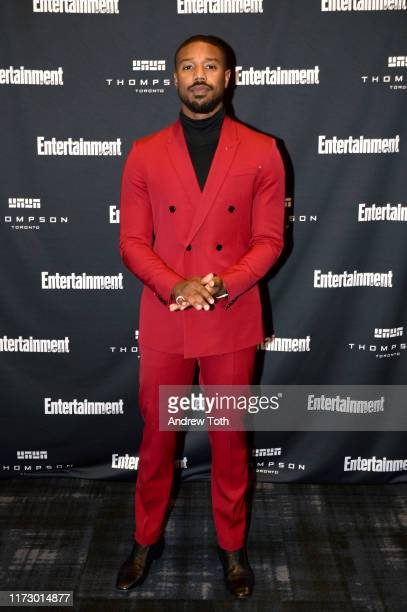 Michael B Jordan attends Entertainment Weekly's Must List Party at the Toronto International Film Festival 2019 at the Thompson Hotel on September 07...
