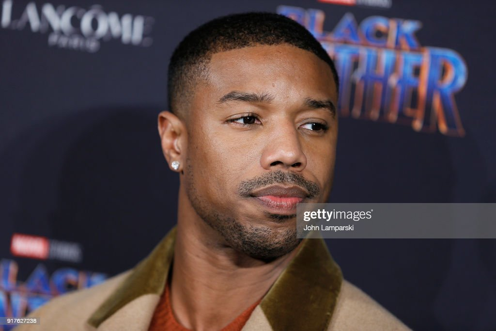 Marvel Studios Presents: Black Panther Welcome To Wakanda - Front Row & Backstage - February 2018 - New York Fashion Week: The Shows : News Photo