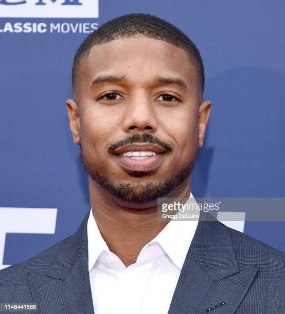 Michael B. Jordan attends the American Film Institute's 47th Life Achievement Award Gala Tribute To Denzel Washington at Dolby Theatre on June 6,...