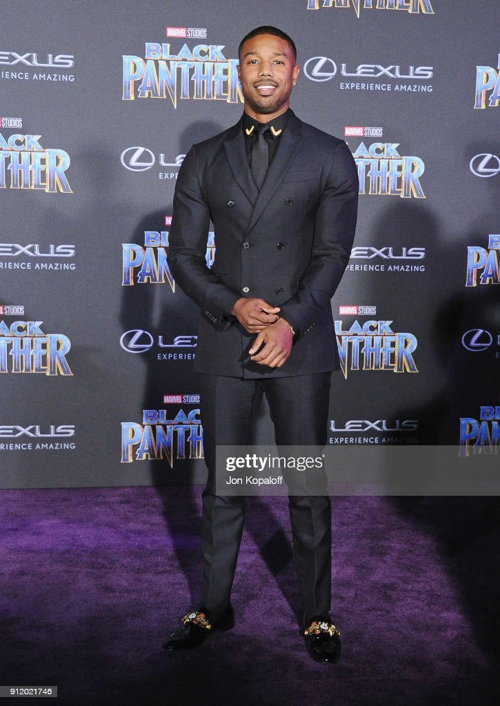 "Premiere Of Disney And Marvel's ""Black Panther"" - Arrivals"