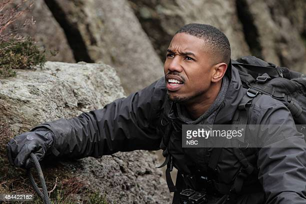 GRYLLS 'Michael B Jordan' Episode 207 Pictured Michael B Jordan