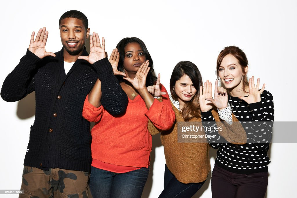 Cast of Fruitevale, Entertainment Weekly, January 20, 2013
