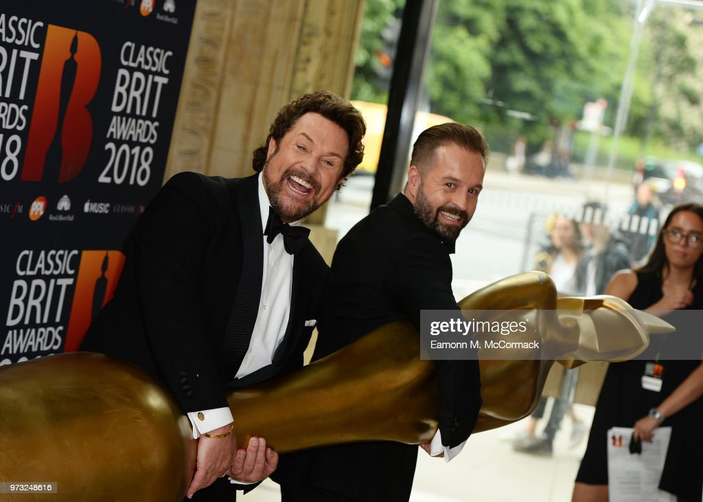 Classic BRIT Awards 2018 - Red Carpet Arrivals : News Photo