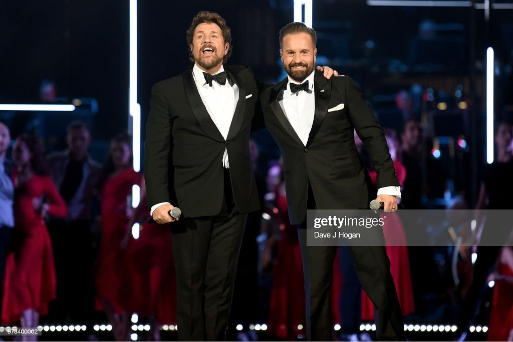Classic BRIT Awards 2018 - Show