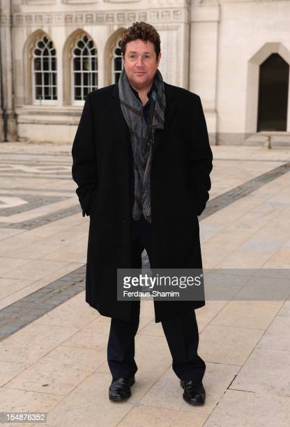 Michael Ball attends The Theatre Awards UK at The Guildhall on October 28 2012 in London England