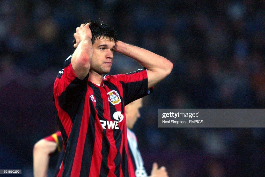 Soccer - UEFA Champions League - Final - Real Madrid v Bayer Leverkusen : News Photo