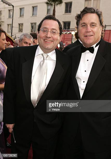 Michael Barker of Sony Pictures Classics and Tom Bernard
