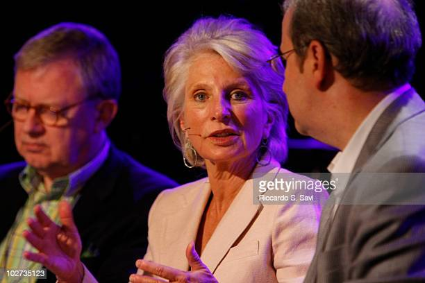 Michael Barone Jane Harman and Ronald Brownstein attends Will the Republicans Prevail in 2010 Seats to Watch and Why on day 3 of Aspen Ideas Festival...