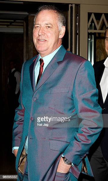 Michael Barrymore attends Nicky Haslam's book launch party on April 21 2010 in London England
