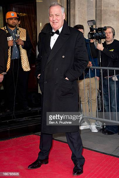 Michael Barrymore attends The Asian Awards at Grosvenor House on April 16 2013 in London England