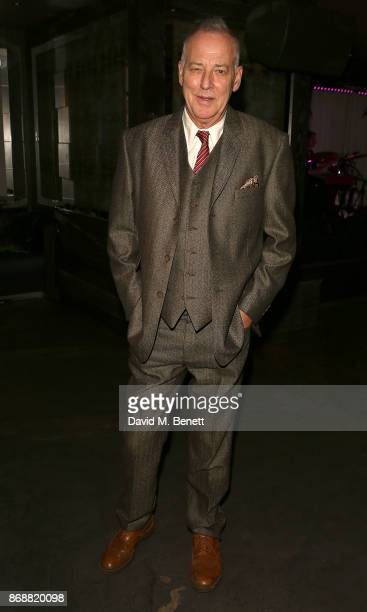 Michael Barrymore attends the press night after party for 'The Exorcist' at 100 Wardour St on October 31 2017 in London England