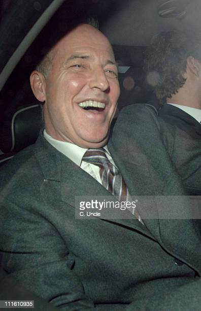 Michael Barrymore during 'Celebrity Big Brother 4' Wrap Party at Astor Bar Grill in London Great Britain