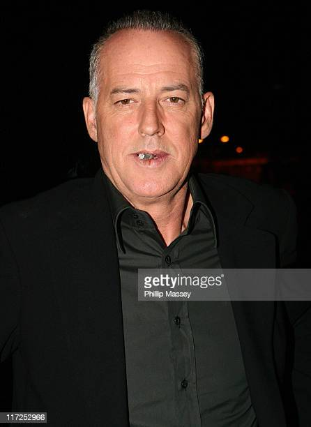 Michael Barrymore during Celebrity Sightings Outside the Late Late Show in Dublin October 13 2006 in Dublin Ireland