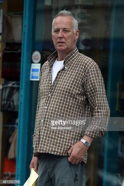 Michael Barrymore is seen visiting various chemists in Notting Hill During his trip to West London he also window shopped at Oxfam before catching...