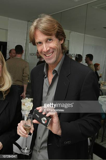 Michael Bay at the Nokia Influencer Dinner on November 14 2007 at Mr Chow in Beverly Hills CA
