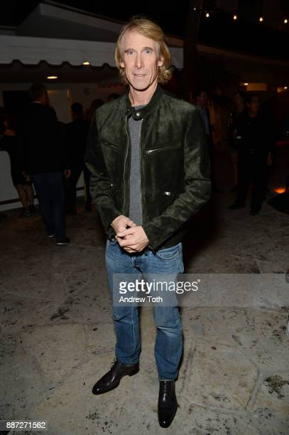 Michael Bay attends DuJour's Jason Binn And WellNEST Celebrate Miami Beach's Art Basel KickOff at The Confidante on December 6 2017 in Miami Beach...