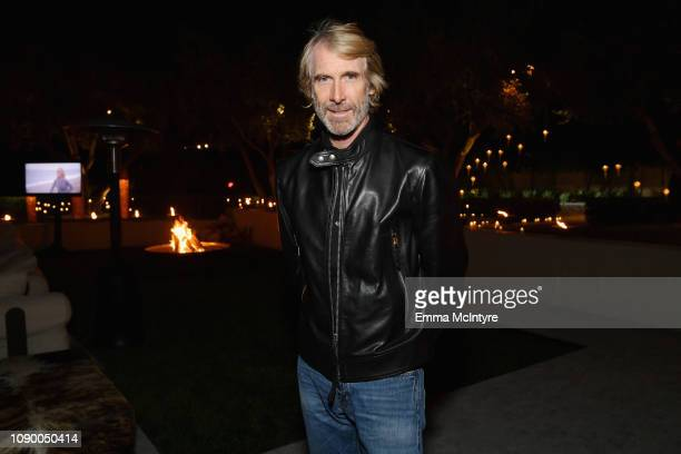 Michael Bay attends Netflix 2019 Nominees Toast at Private Residence on January 26 2019 in Los Angeles California