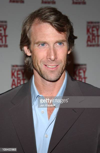 Michael Bay Director Award Recipient during The Hollywood Reporter's 33rd Annual Key Art Awards at Kodak Theatre in Hollywood California United States