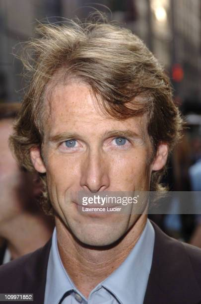 Michael Bay director during The Island New York City Premiere at Ziegfeld in New York City New York United States