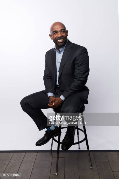 Michael Beach poses for a portrait at The BAFTA Tea Party on January 5 2019 in Beverly Hills California