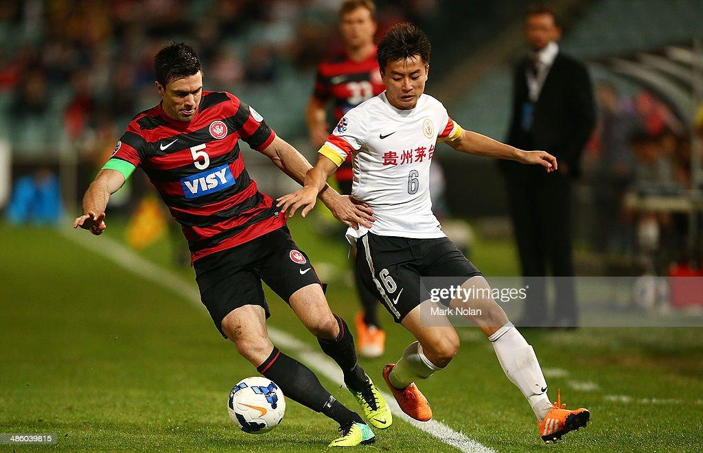 Western Sydney v Guizhou Renhe - AFC Champions League : News Photo