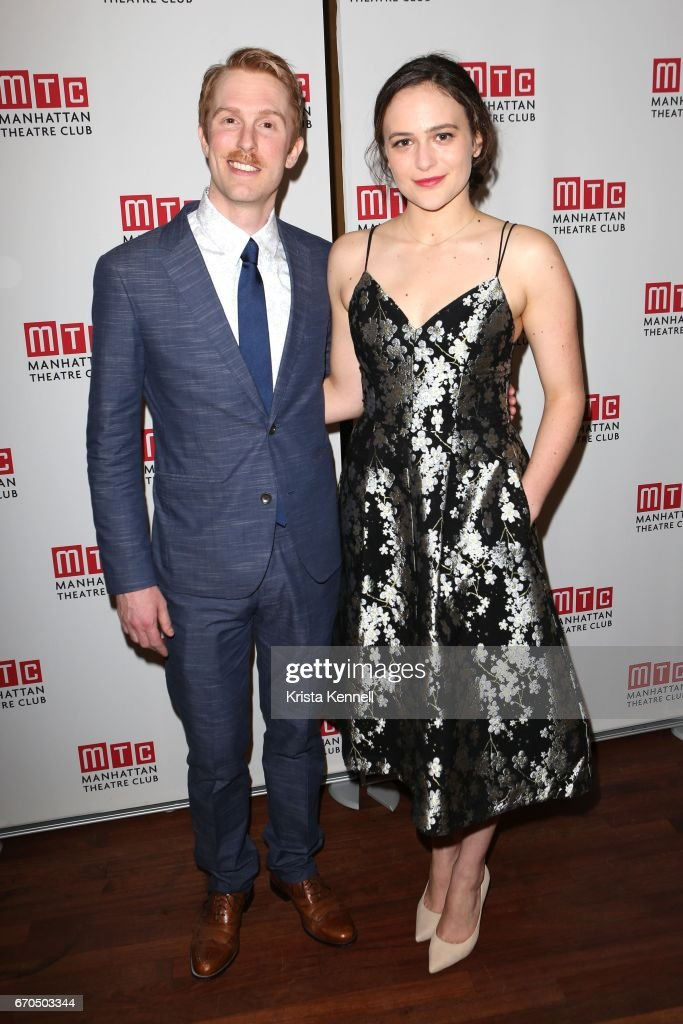 """""""The Little Foxes"""" Opening Night - After Party : News Photo"""