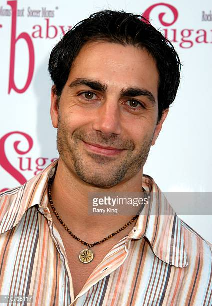 Michael Bergin during Sugar Baby Kid's Boutique Store Opening at Sugar Baby in Los Angeles California United States